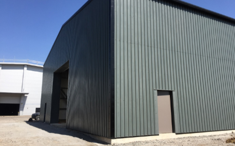cold rolled steel structure