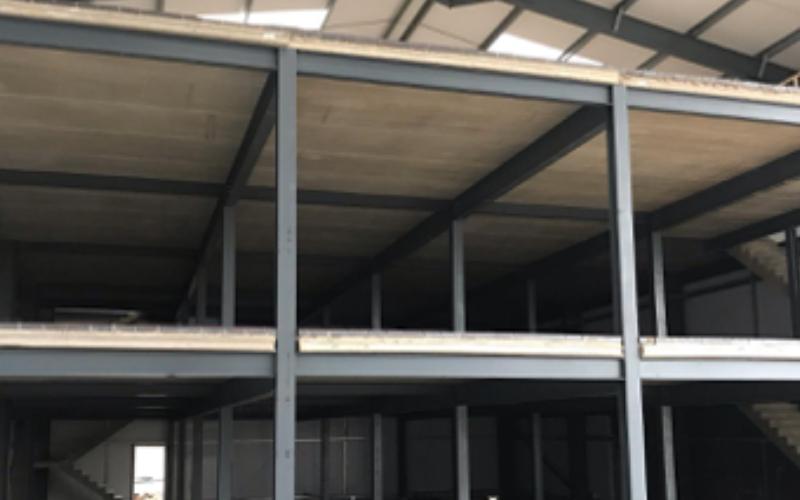 multiply floors for warehousing